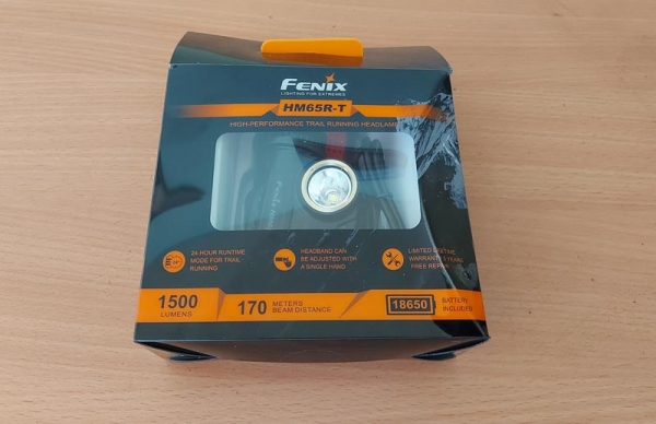 Fenix HM65R-T tested and reviewed