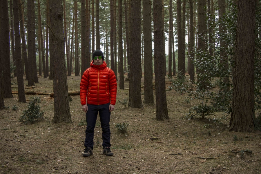 Rab Electron Jacket - Tested and Reviewed