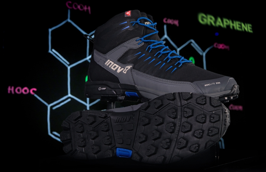 Inov-8 unveil world's first graphene hiking boots