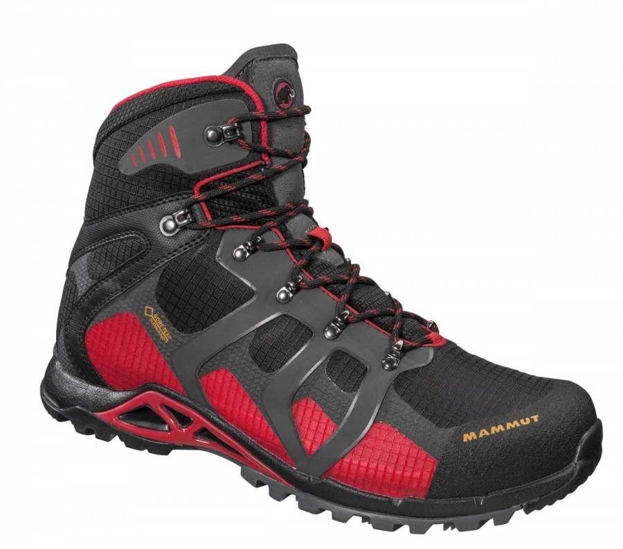 Mammut Comfort High GTX Surround Boots tested and reviewed