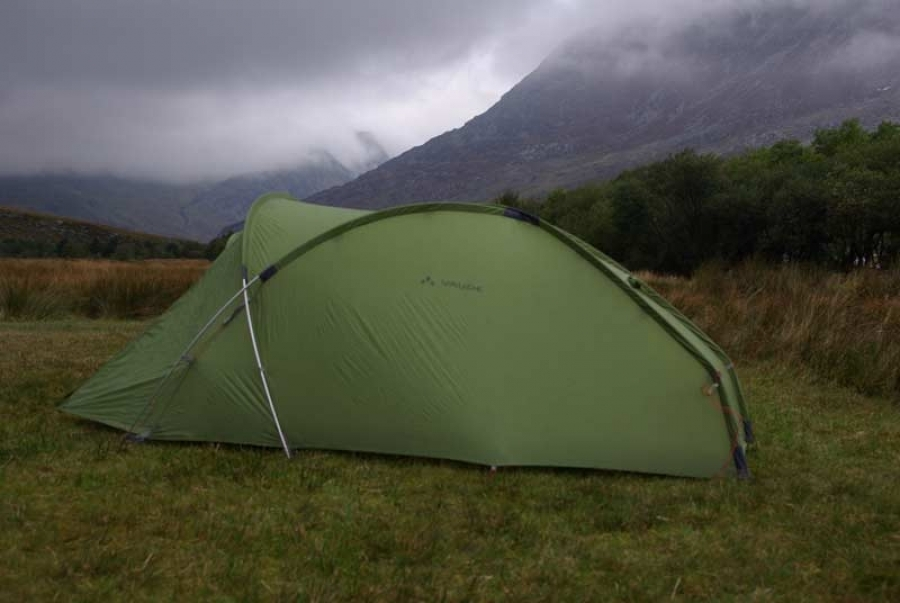 Vaude Odyssee L 2P tested and reviewed